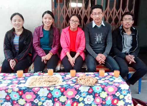 Lauréats du Haut Dolpo au Népal