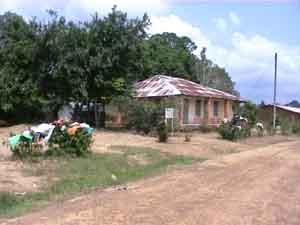 Programme de développement rural à Nkolnguet au Cameroun