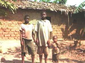 Les maisons des orphelins du sida au Rwanda