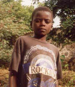 Enfants des rues au Rwanda