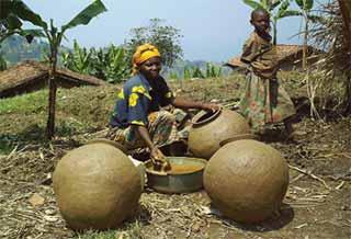 Aide à la création d'activités génératrices de revenus par le biais du micro-crédit