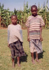 Parrainer un orphelin du sida