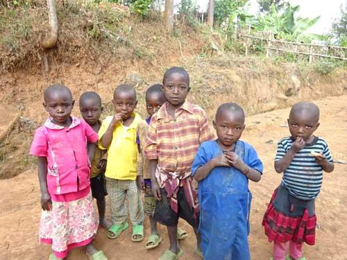 Orphelins du Rwanda