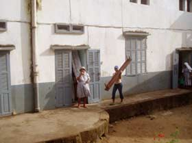 L'orphelinat de l'Ile Ste Marie en 2003