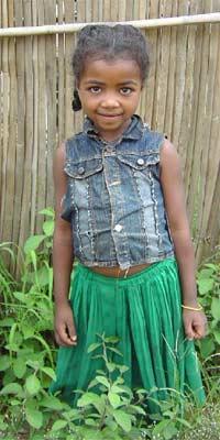 Orpheline d'Amboangibe