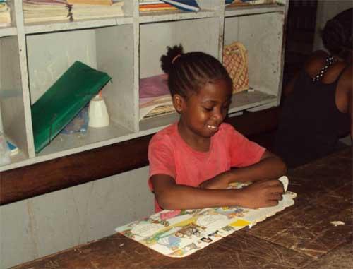 Orphelinat de Majunga à Madagascar