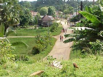 l'orphelinat de l'�le Sainte Marie � Madagascar