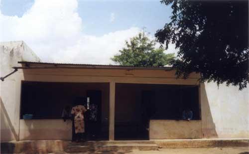 Dispensaire à Zogbépimé au Togo