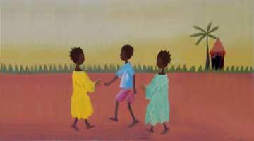 parrainage d'enfant au Congo