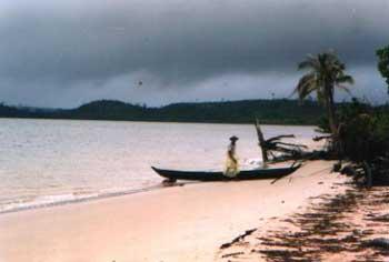 Passage du cyclone Gafilo à Madagascar