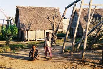 Habitations et maisons traditionnelles à Madagascar