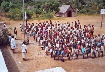 Rentrée scolaire à Madagascar