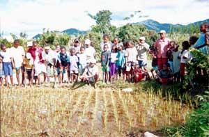Voyage scolaire à Madagascar
