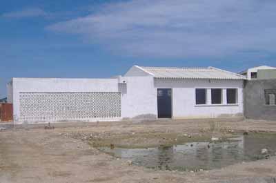 Construction d'un centre pour enfants des rues et jeunes mères célibataires en Angola