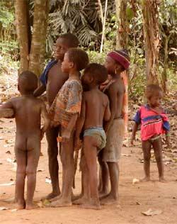 Enfants orphelins