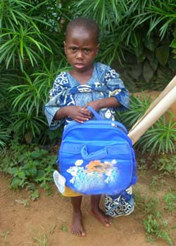 Jeune orpheline