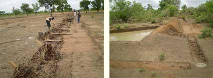Micro barrage de Douré
