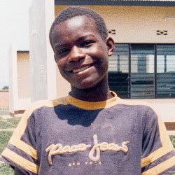 enfant des rues au Burundi