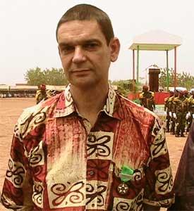 la Ferme Pilote de Guiè, Chevalier de l'Ordre du Mérite du Développement Rural