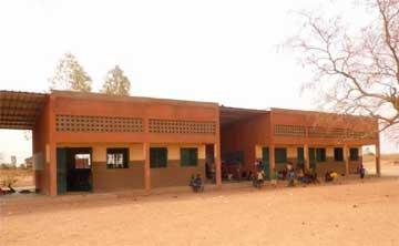 Ecole primaire de Samissi au Burkina Faso