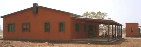 la maternité de Guiè, Burkina Faso