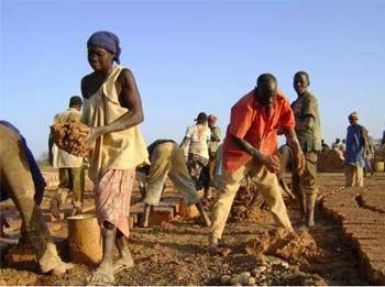 Equipement de la Ferme Pilote de Goèma, Burkina Faso