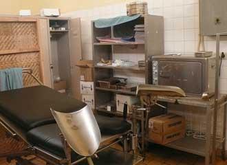 Salle d'accouchement de la maternité de Kirundo au Burundi