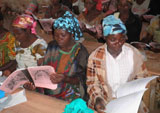 Alphabétisation des femmes en RD du Congo