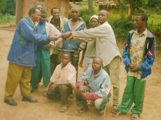 Pour la démobilisation des enfants soldats en RD du Congo