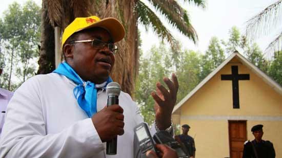L'abbé Arsène Munembwe défenseur des enfants-soldats à Goma
