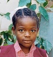 Enfant de Cité Soleil en Haïti