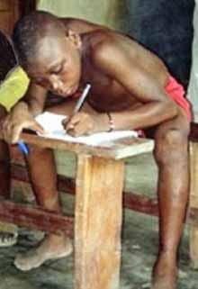 Accueil des enfants des rues en RD du Congo
