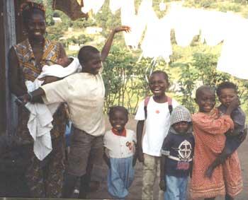 Parrainage des enfants de la rue au Congo Kinshasa