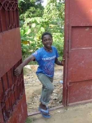 Ouverture du centre d'accueil Ndako Ya Biso pour enfants de la rue à Kinshasa