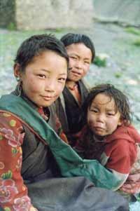 Trekking dans l'Himalaya