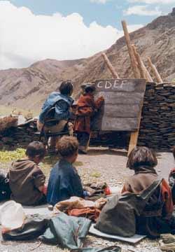Carnet de voyage : trek au Népal