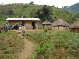 Installations réhabilitées à Kakonze, au Nord Kivu