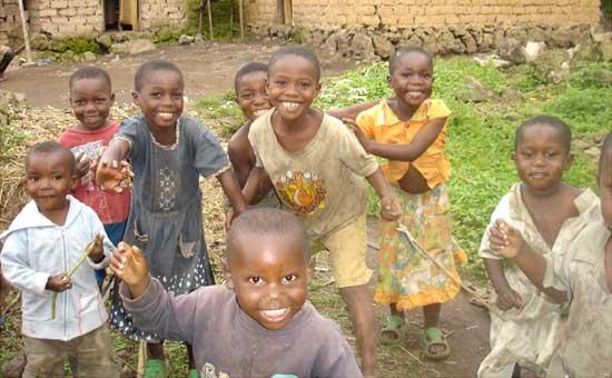 Rassemblements des orphelins du sida