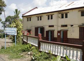 L'orphelinat de l'Ile Ste Marie en 2004