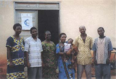 Dispensaire à Aképé au Togo
