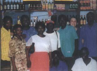 Hôpital à Assahoun au Togo