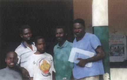 Dispensaire à Atovou au Togo